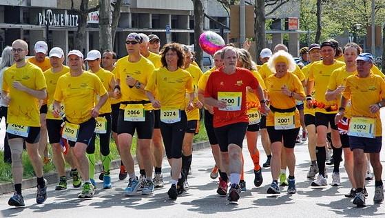 Hannover Marathon 2013 - Weltrekord - Dr. Christian Hottas