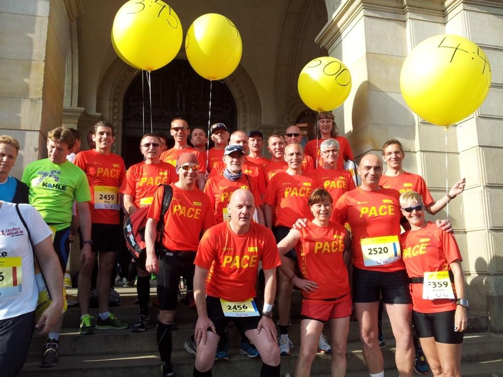 Hannover Marathon 2013 - Pacemaker