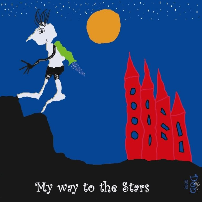 My Way to the Stars - by Don2008