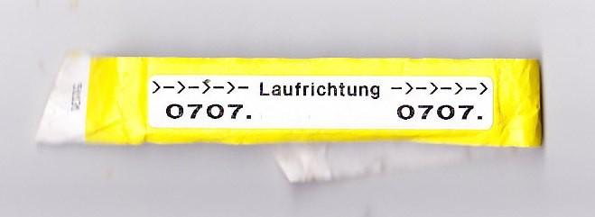 Bad Salzuflen (Block-) Marathon 2013 - Zeitmessung