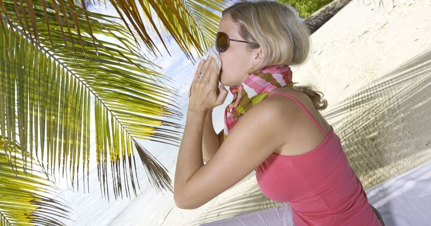 """""""Sommergrippe"""": Erkältet in der warmen Jahreszeit"""