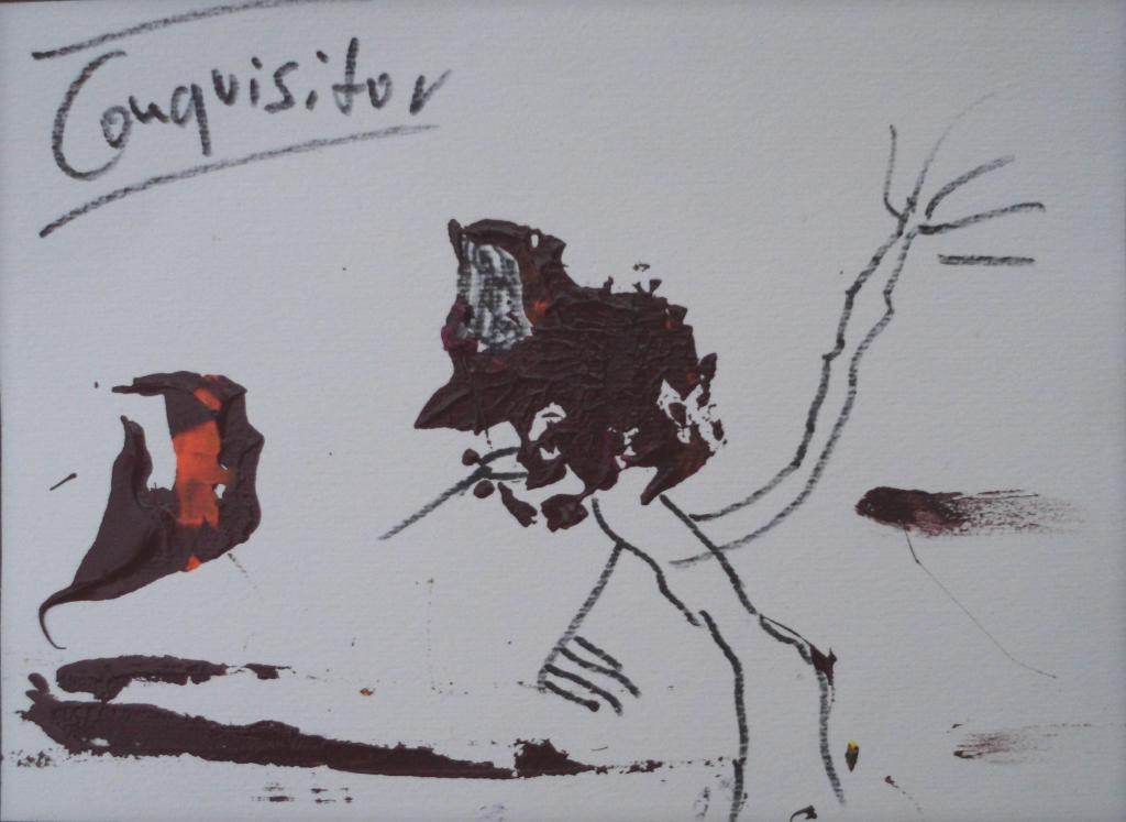 Der Conquisitor | Y2018