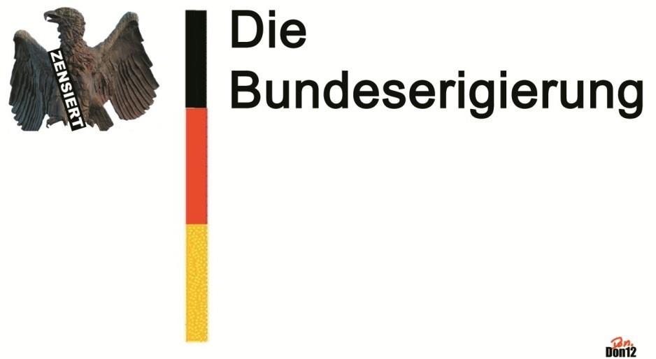 Die Bundeserigierung - by Don2012