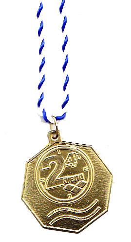 24 h Swim 2015 - Medaille