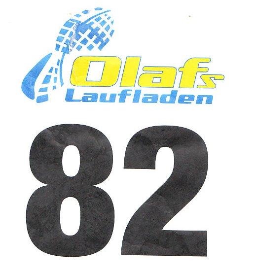 Berg-Stadt-Lauf 2016 - Startnummer