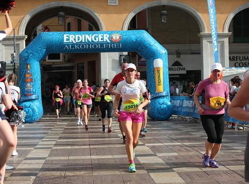 Mallorca Marathon 2013 - DONsART SPORT - Finish 100