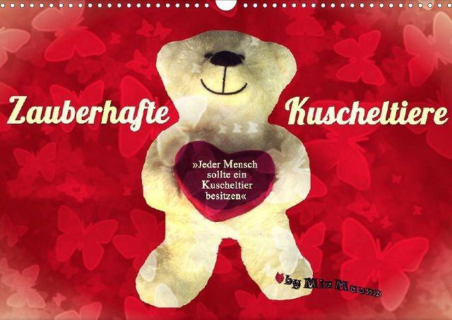 Zauberhafte Kuscheltiere - by Mia Maunz
