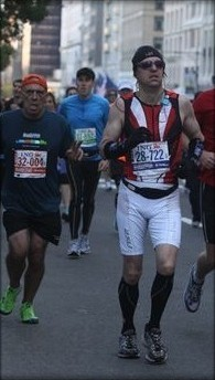 New York Marathon 2011 - DSK