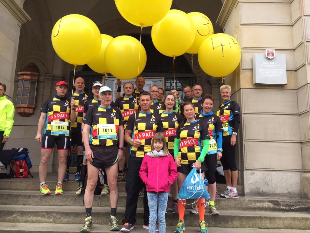 Hannover Marathon 2015 - Pacemaker