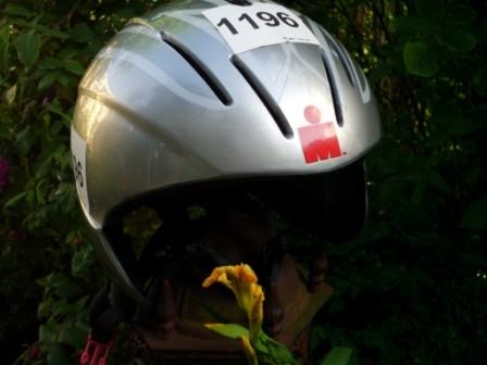 IM Regensburg 2011 - Helm (Bike)