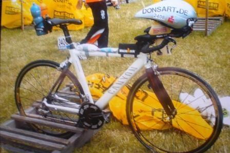 Bike/Wechselzone Roth 2009
