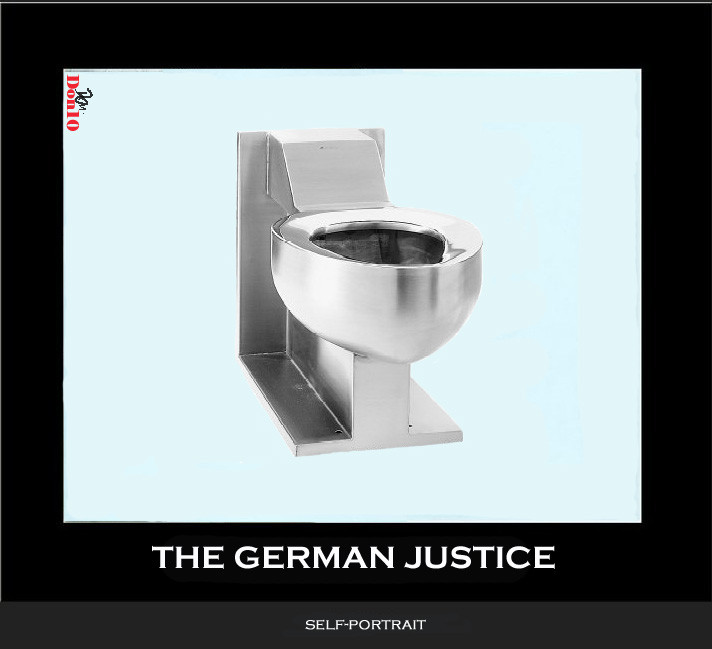 The German Justice - by Don