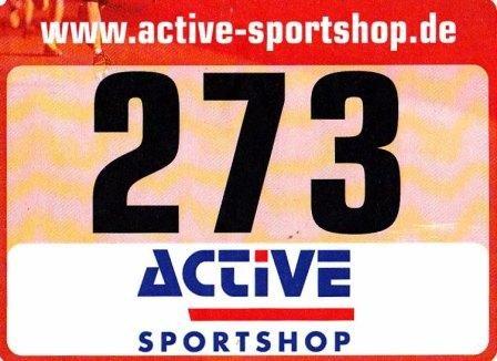 DJK-Halbmarathon 2014 - Startnummer