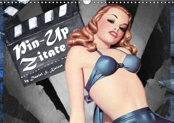 Pin-up Zitate - Cover 2017
