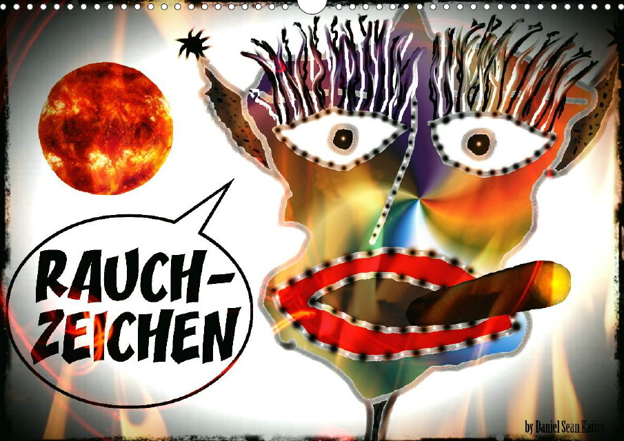 Rauchzeichen by Daniel Sean Kaiser - Posterbook