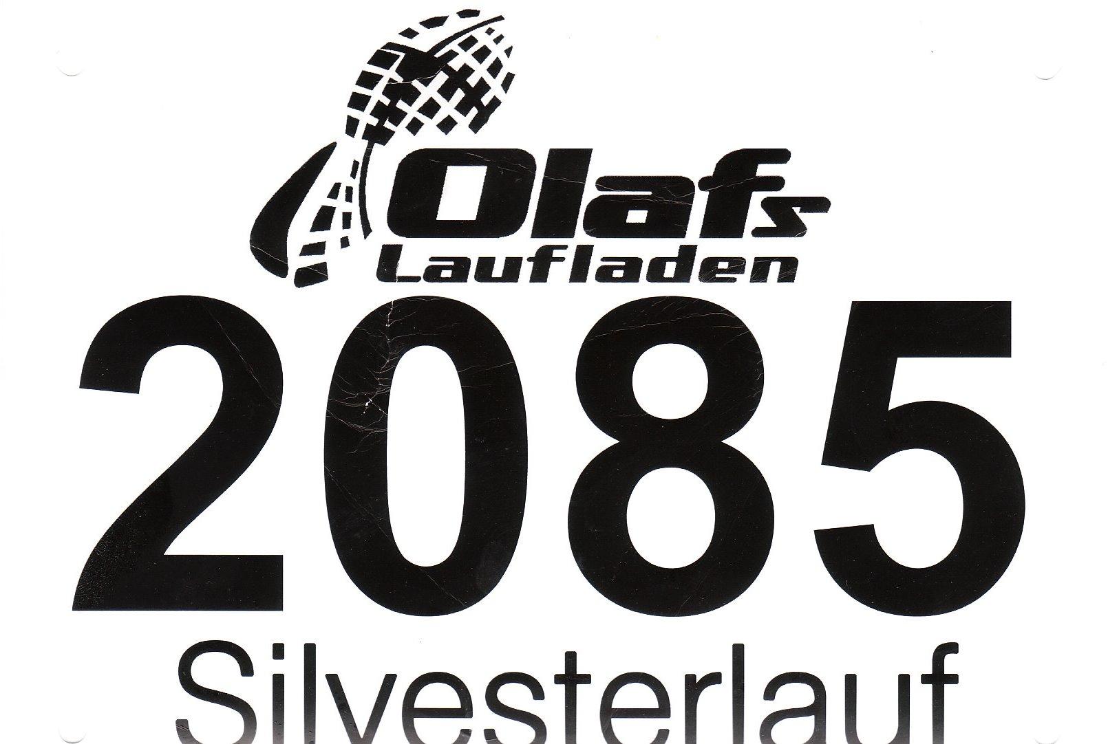 Silvesterlauf 2017 - Startnr.