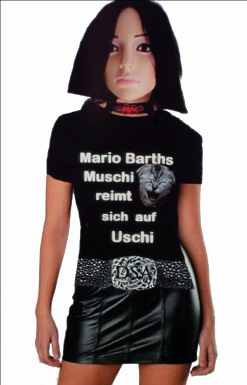 Mario Barths Muschi reimt sich auf Uschi - by Don2010