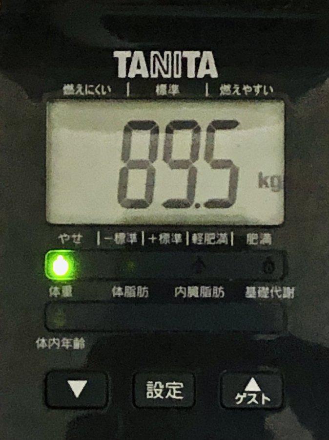 ☆z-Seiji-さん 「89.5㎏」