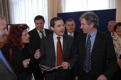 Rencontre avec les Parlementaires au Ministère de la Santé