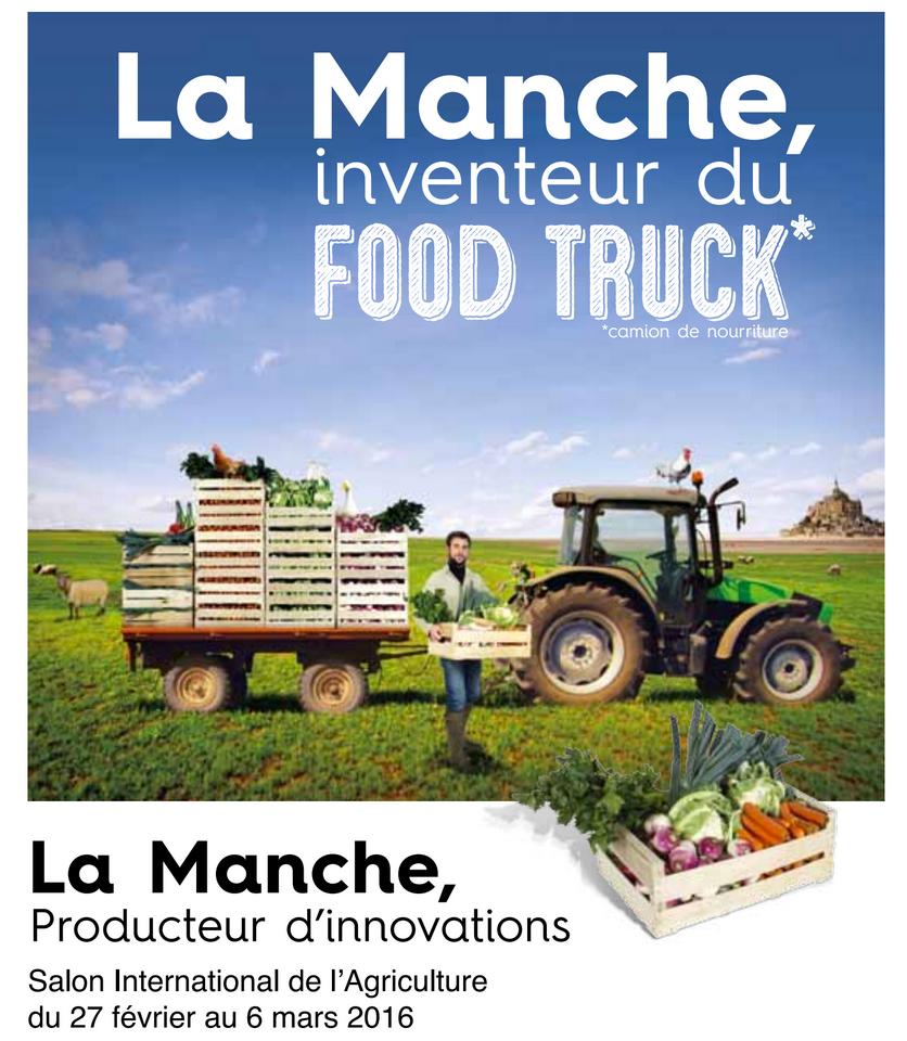 Salon international de l 39 agriculture 2016 philippe bas for Chambre agriculture manche