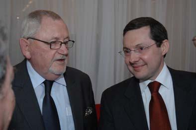 Avec M.Dupont, Député de la Corrèze