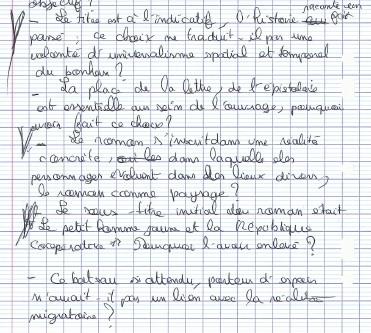 Quatre questions de Cassy,                                      Bibliothèque Langlade, Lansargues (34)