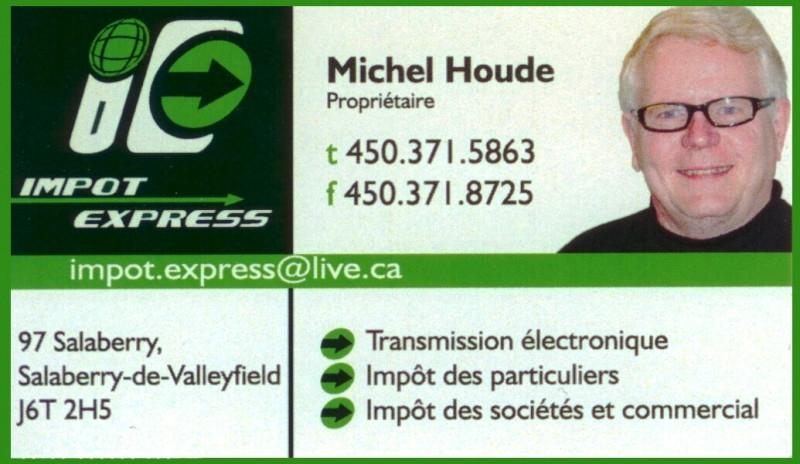 Michel Houde 450 371-5863