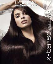 Lissage X-tenso Moisturist L'oréal, Lissage x-tenso marseille, lissage cheveux l'oréal marseille