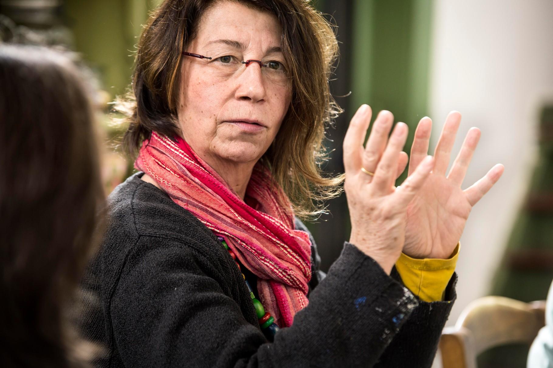 Sabine Leichner-Heuer