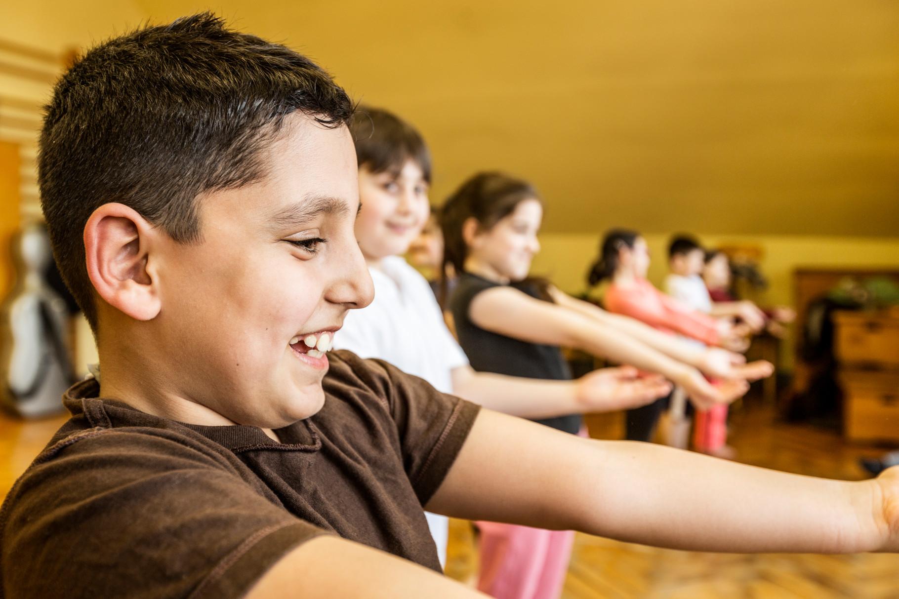 Die Arbeit mit der Tanzcompany Entre Pasos
