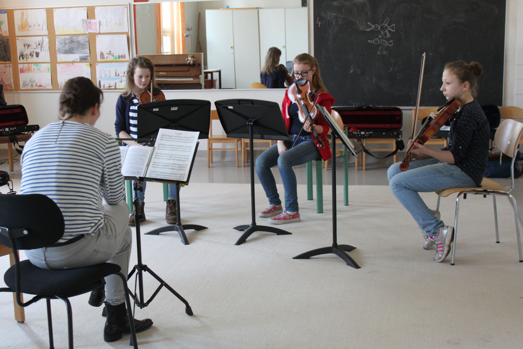 Kammermusik-Workshop März 2014