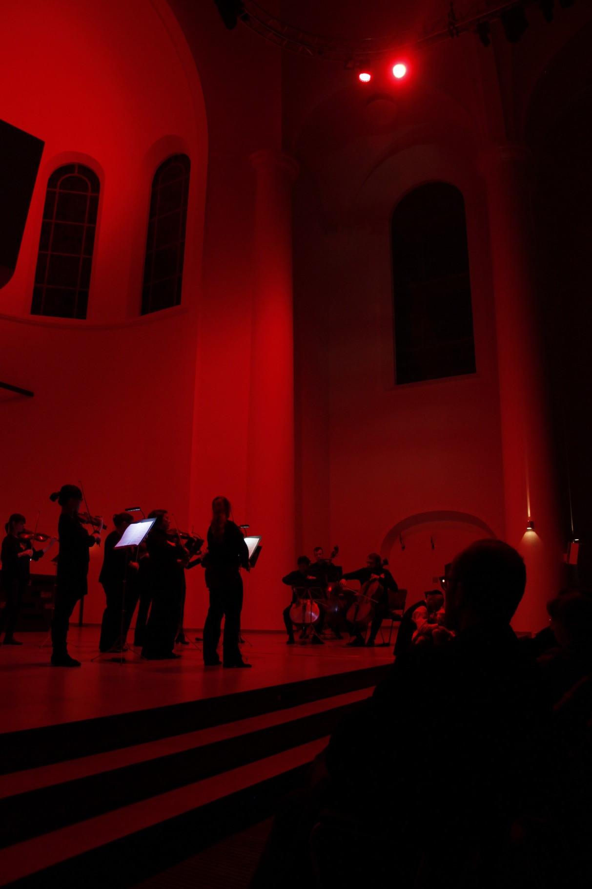 SACHOR - GEDENKE Kreuzeskirche Essen