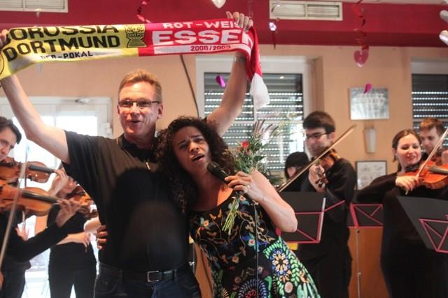 BRASIL mit Rosani Reis                    Vereinsheim Stadion Uhlenkrug Essen
