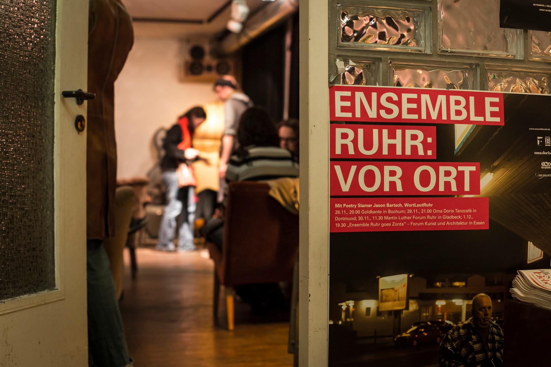 VOR ORT Goldkante Bochum