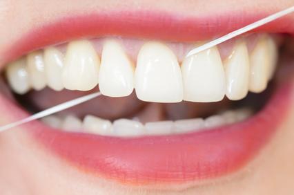 Schöne Zähne wollen auch gepflegt werden