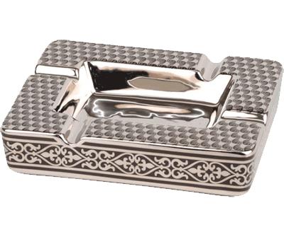 Zigarren Ascher, Ornamente