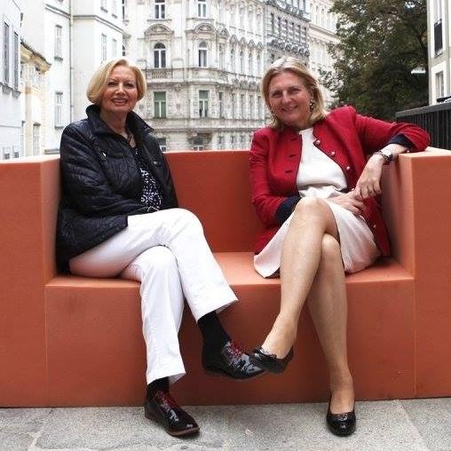 SPLITTER SOFAFAHRTEN 2017 – Batya Horn, Karin Kneissl