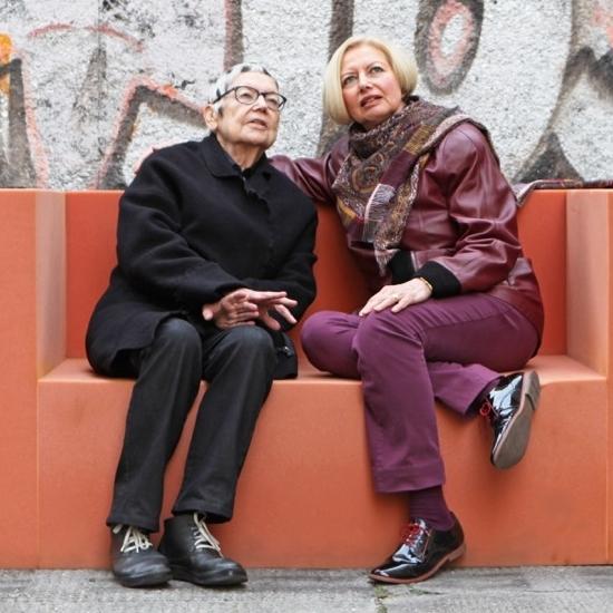 SPLITTER SOFAFAHRTEN 2017 – Angelika Kaufmann, Batya Horn