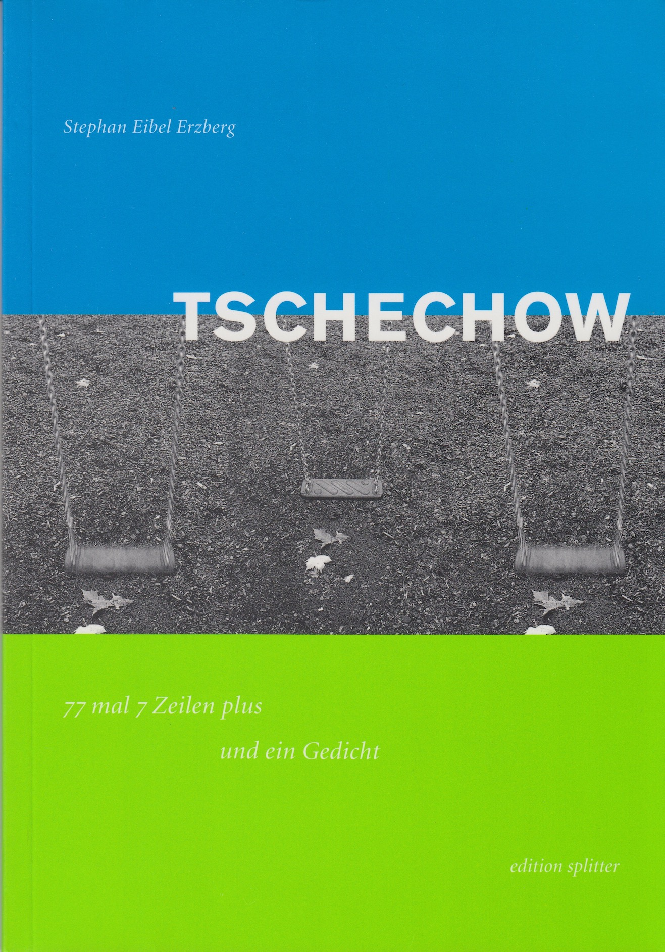 Tschechow Stephan Eibel-Erzberg