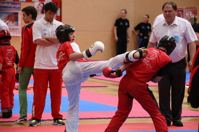 Leichtkontakt Kickboxen