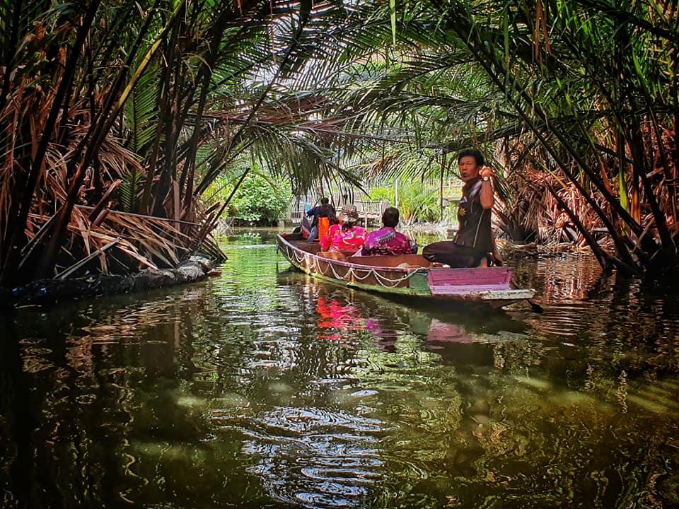 Mangrove Tour in Bangkoks Green Lung : Bang Krachao