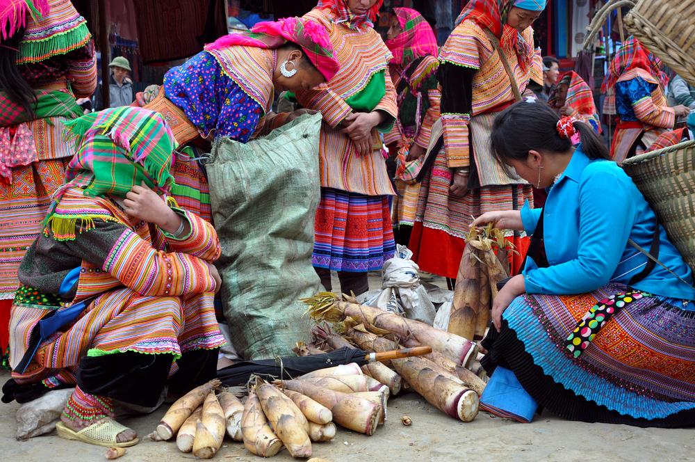 Hill Tribe Market