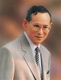 The beloved late King Bhumibol Adulyadej Rama 9