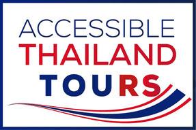 Accessible Thailand Tours Logo