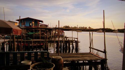 Rayong Fishing Village