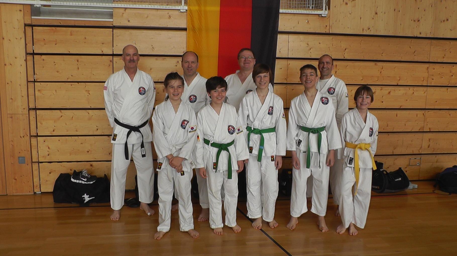 Teilnehmer Lehrgang 2014