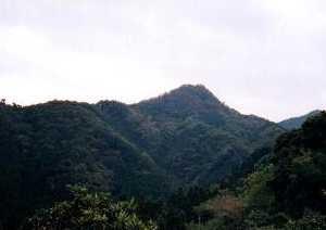 探索場所:寄居町釜状山付近(イメージ)