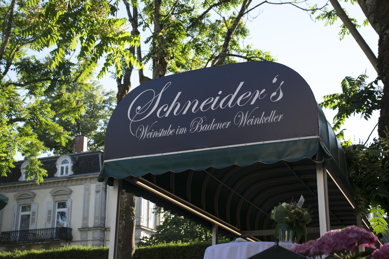 Schneider's Weinstube im Badener Weinkeller