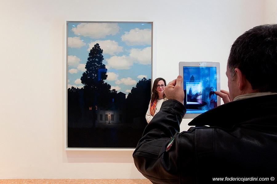 Venezia, peggy guggenheim, Renè Magritte