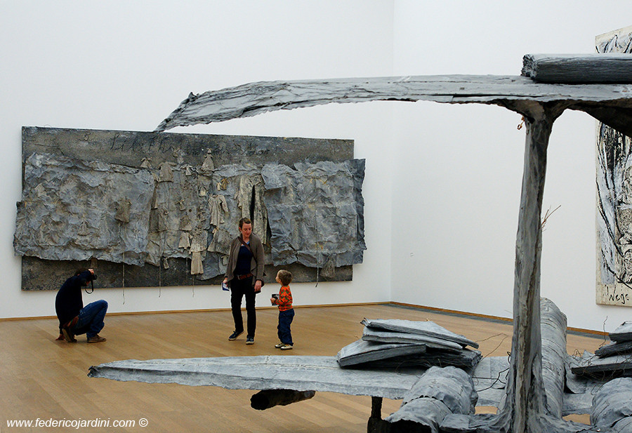 Berlino, Hamburger Bahnhof, Anselm Kiefer